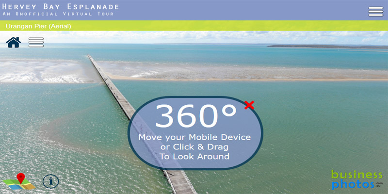Hervey Bay Esplanade – A Virtual Tour