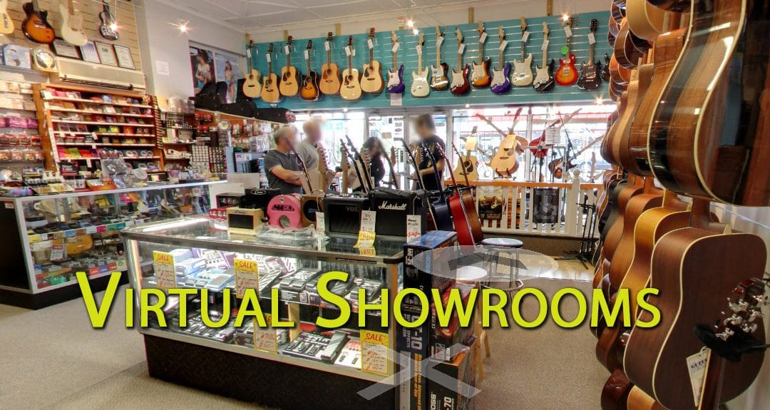 Using a Virtual Showroom to Showcase your Products