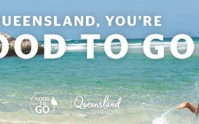 """Queensland Tourism – """"Good to Go"""" Virtual"""