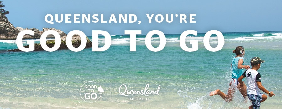 "Queensland Tourism – ""Good to Go"" Virtual"