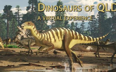 Dinosaurs of QLD – A Virtual Experience ???
